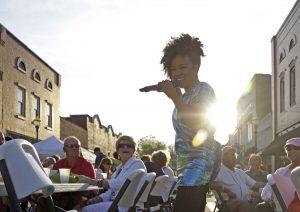 Jazz on the Alley starts Thursday | Test