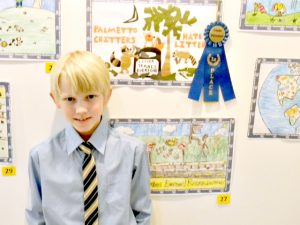 Local student wins state award | Test