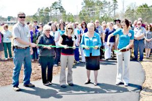 Oconee Medical Center opens walking trail | Test