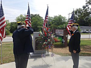 Six Mile honors war dead during Memorial Day event | Test