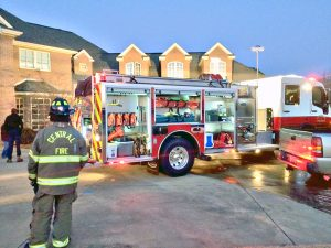 Central fire committee still being formed | Test