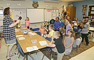 Oconee students return to classrooms | Test