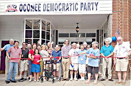 Local Democrats open new headquarters | Test