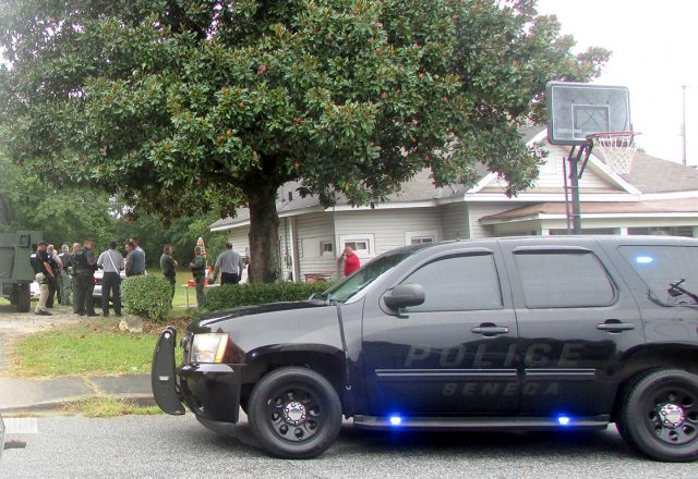 Seneca standoff ends in arrest | Test