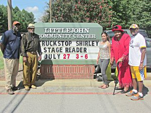 'Truck Stop Shirley' headed to the stage