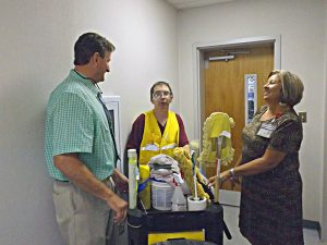 Alexander uses impairment to help others | Test