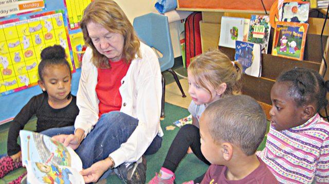 Clemson Child Development Center celebrates 45th anniversary | Test