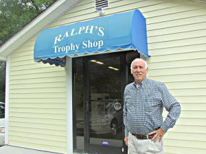 Ralph's Trophy Shop serving customers from new location on Wells Highway | Test