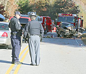 Duke Energy contractor dies in Highway 130 accident | Test
