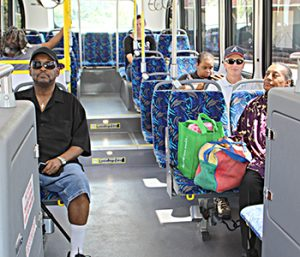 City council approves purchase of six new CAT buses | Test