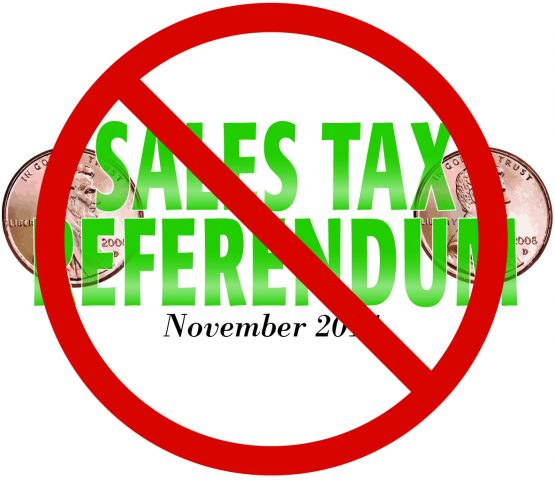 Voters nix sales tax proposal | Test