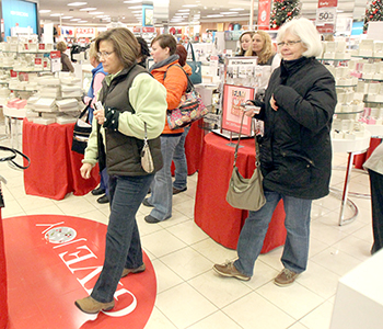 Retailers pleased with Black Friday sales figures   Test