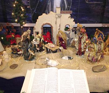 Away in a manger | Test