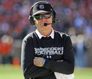 """Spurrier: Things """"status quo"""" with Gamecocks 