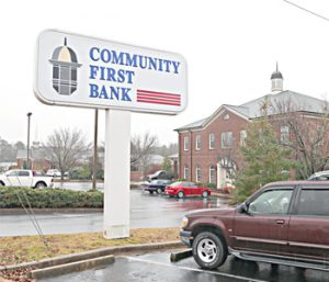 Founder fires back at Community First Bank | Test