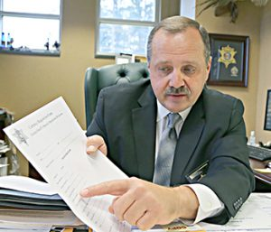 Sheriff to run unopposed as filing period ends | Test