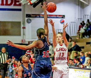 Late surge pushes BHP past Lady Warriors