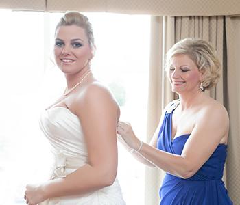 Behind-the-scenes bride | Test