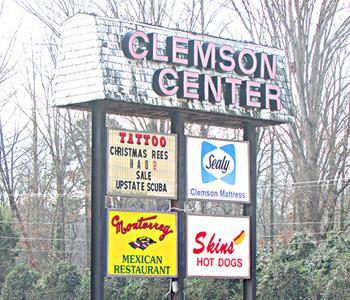 Clemson Center project passes final reading | Test