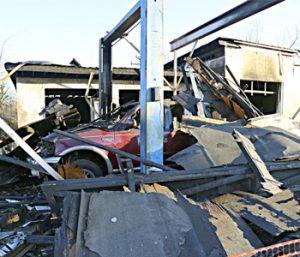 Fire destroys longtime Clemson business | Test