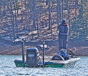Extreme cold to delay Bassmaster start | Test