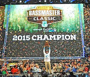 Outdoors: Field notes from the Bassmaster Classic | Test