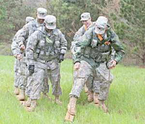 Upstate universities' ROTC units hold training in Clemson forest | Test
