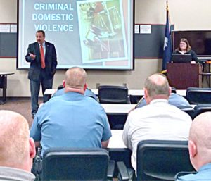 County officers participate in CDV training | Test