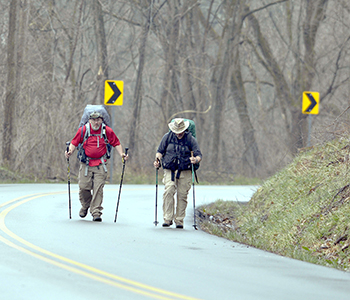 Man retraces Daniel Boone's trek to Kentucky   Test