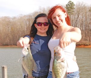 Days of thunder quickly approaching, crappie on fire | Test
