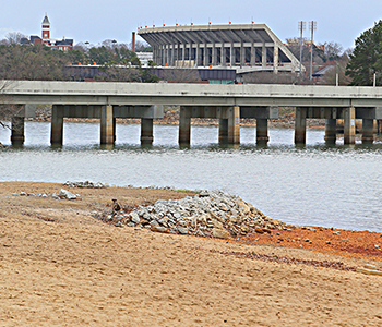 Army Corps of Engineers spokesman: Lake levels up