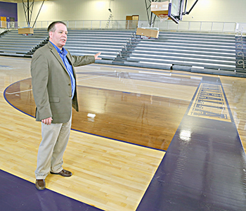 Officials: New Walhalla High months ahead of schedule