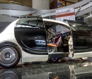 Clemson unveils concept car at GM headquarters | Test