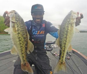 Catch spotted bass at Lake Keowee now | Test