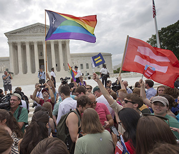 Supreme Court declares nationwide right to same-sex marriage | Test