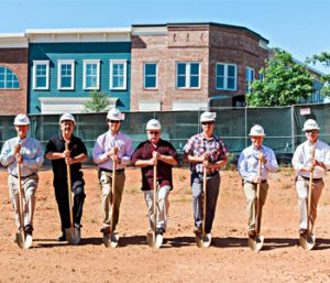 Groundbreaking held for new Joe's New York Pizza Clemson location | Test