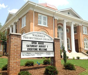 Walhalla Presbyterian rolls out the welcome mat | Test