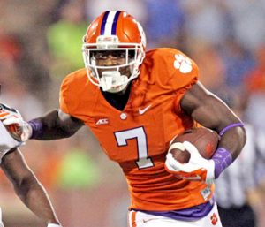 Scott, Williams lead strong receiver corps for Clemson