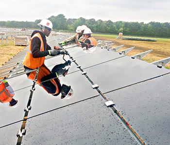 Duke Energy provides solar energy options   Test