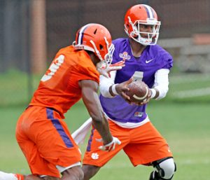 Clemson's Watson driven to succeed | Test