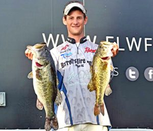 Outdoors: Clemson's Cobb making his name in bass fishing | Test