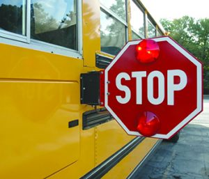 School bus drops children at wrong stop on first day