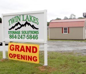 Twin Lakes Storage Solutions now open | Test