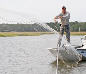 Outdoors: Shrimp baiting — bringing home a Southern delicacy | Test