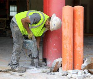 Work now underway on Corinth-Shiloh renovation | Test