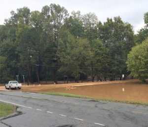 Clemson, Central hit by flooding | Test