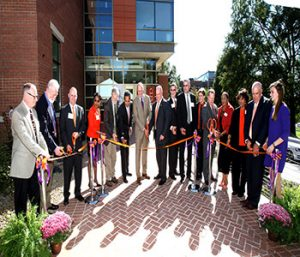 Grand opening held for expanded Freeman Hall | Test