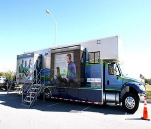 Mobile birth simulation lab helps reduce rate of C-Sections | Test