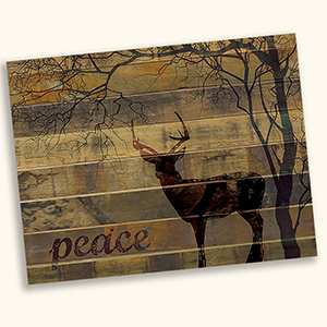 Holiday cards with an artful edge | Test