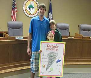 Oconee County Emergency Management again sponsoring annual poster contest | Test
